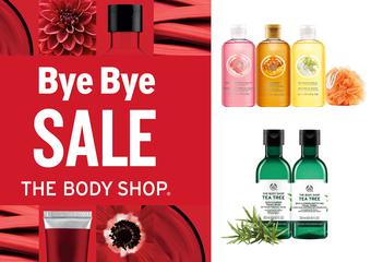 The Body Shop 美體小舖 美妝新聞圖