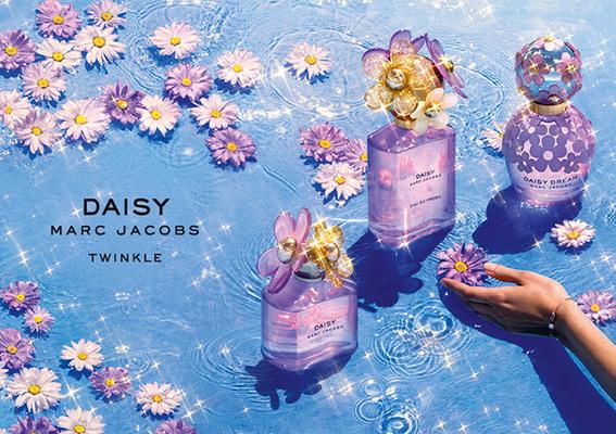 Marc Jacobs - 萬里無雲的藍天 吹拂著屬於這季節的迷人香氣 2018「雛菊香氛夢遊精靈限量版」1月上市