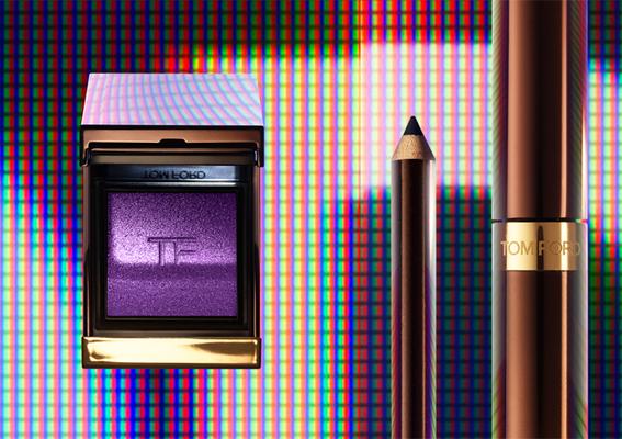 TOM FORD - 首次推出極為「迷你」眼影,5大質地 30色選 激起你的收藏欲!