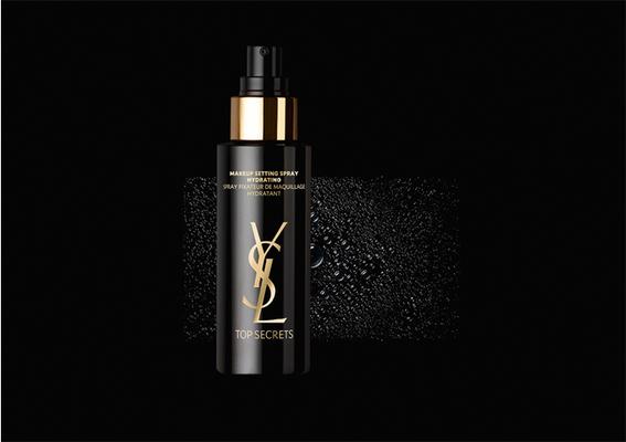 YSL - 「名模肌密保濕持妝噴霧」光透保溼 絕不暈妝