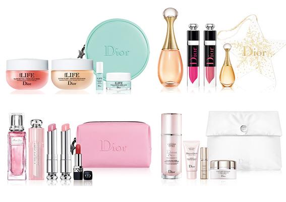 [2018母親節] Dior - 母親節美妍禮讚 2018明星熱賣品一次購足