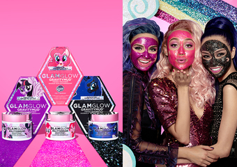 GLAMGLOW - 美妝跨界合作膜法新亮點 GLAMGLOW X MY LITTLE PONY™「緊緻提亮星光面膜-彩虹小馬限量版」