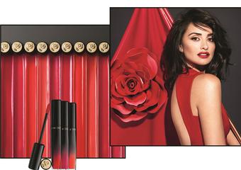 蘭蔻 - 極顯色 極輕盈 極持久 「絕對完美水唇釉」優雅放閃 唇粹出色 我的時髦本色 盡在漆光美唇