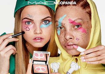 M‧A‧C - M‧A‧C X NICOPANDA 限量聯名彩妝 2018年 4月 萌力覺醒!