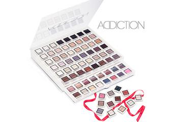 ADDICTION -日本專業彩粧品牌「ADDICTION」歡慶台灣一週年 欲罷不能,驚喜不斷!