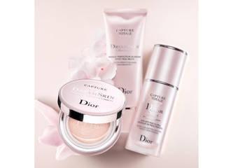 Dior - 業界第一素顏氣墊「超級夢幻美肌氣墊粉餅」柔霧光美肌 隨拍隨行