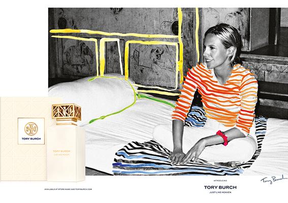 Tory Burch - 象徵夢想無限可能的香氛「夢想天堂淡香精」全新上市