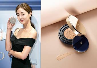 肌膚之鑰 - 妳要的底妝答案,盡在肌膚之鑰「光采奢華氣墊粉霜」保養系底妝 x 水潤光澤感 x 全天候持妝