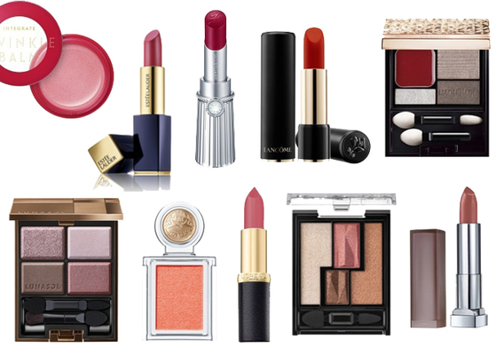 [Try Beauty Bar] 秋冬彩妝上市~延禧色眼影、包色款唇彩開放體驗!