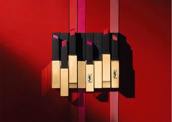 YSL - 有角度 更性感 「奢華緞面絲絨唇膏」絲絨美唇 率性至上 限量色上市