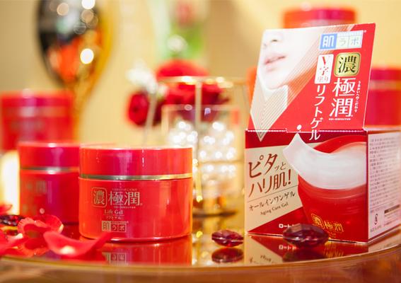 肌研 - 「極潤緊緻彈力多效按摩凝露」肌彈力上升! 日本同步全新發売