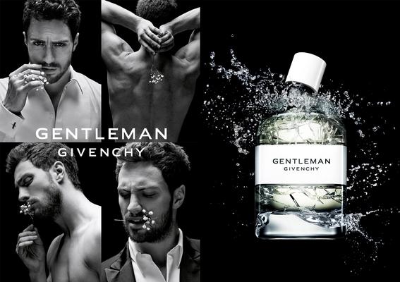 紀梵希 - 玩世不恭?這才是魅力 揮灑敢玩、敢叛逆、敢有型的男士風格 「紳士古龍水」4月魅力上市