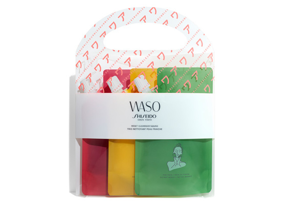 資生堂國際櫃 - 業界首創 果汁潔膚露 可以洗臉的新鮮果汁  #我的美肌特調