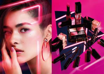 SUQQU - 粉色極致魅惑 遇見 怦然心動 霓虹 # LADISH NEON 夏季彩粧2019.5月發售