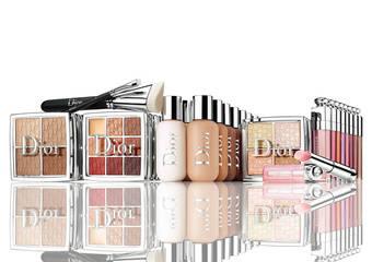 Dior - 2019迪奧專業後台彩妝系列 美肌隨心駕馭 煥發極致亮采 2019年6月1日 完美登場
