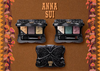 ANNA SUI 安娜蘇 - AUTUMN COLLECTION 2019 全新秋妝系列