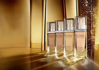 雅詩蘭黛 - 重磅推出首款珍稀寶石光感底妝 蘊含半罐白金養膚精華 一抹顛覆底妝保養力