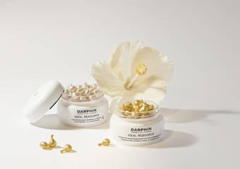 Darphin - 美容油天后 首創植萃亮白美容油安瓶「維他命C&E精露膠囊」 全新上市