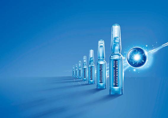 Avon 雅芳 - 重量級新品「激導撫痕玻尿酸安瓶」 高濃度3重玻尿酸快速養成彈潤謎齡肌