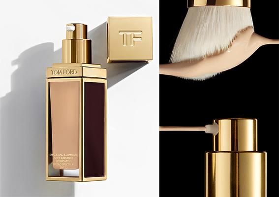 TOM FORD - 頂級保養底妝「TOM FORD最上鏡奢華粉底液」#保養型底妝 革命性上市