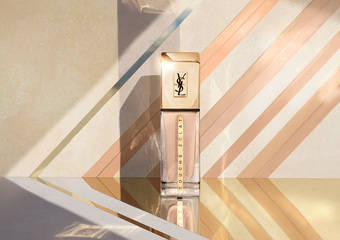 YSL - 輕盈薄透高遮瑕 長效保濕超服貼 擦出耀眼超模光