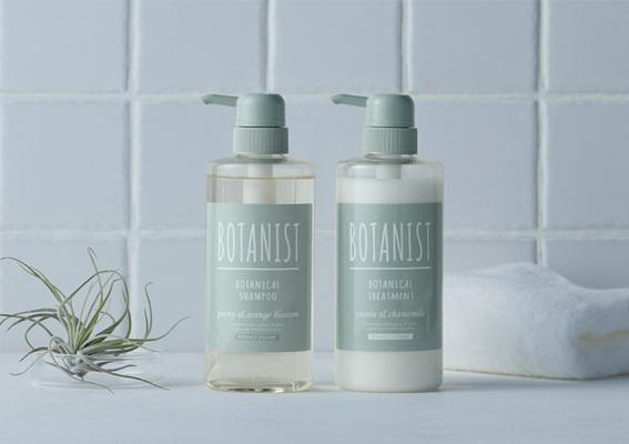 BOTANIST - 拯救扁塌髮 為秀髮注入空氣感 「植物性彈潤蓬鬆洗護新品」登台開賣