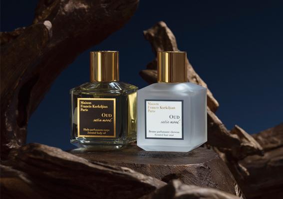Maison Francis Kurkdjian - OUD satin mood 絲緞情懷:身體潤膚油與髮香噴霧 全新上市