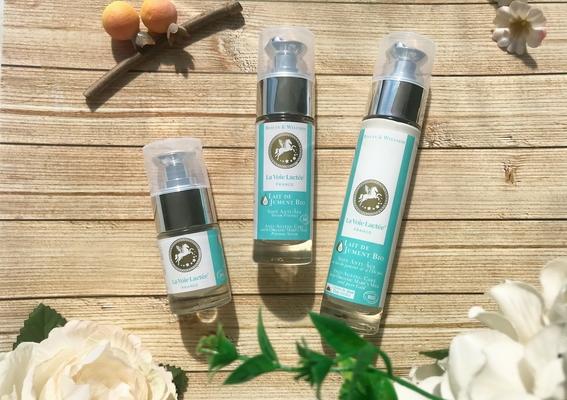 來自法國莊園的珍稀馬奶保養哲學 給肌膚最純淨天然的抗齡正能量!