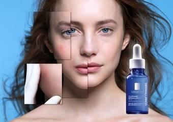 理膚寶水 - 「多容安舒緩保濕修護精華」 #安心小藍瓶 全新上市!