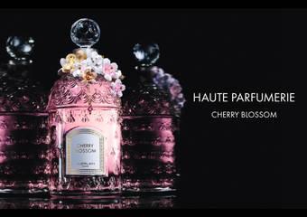GUERLAIN 嬌蘭 - 花見春櫻淡香水 縷金華冠蜂印瓶 一期一會 花見盛典 法國工藝傳承珍藏版