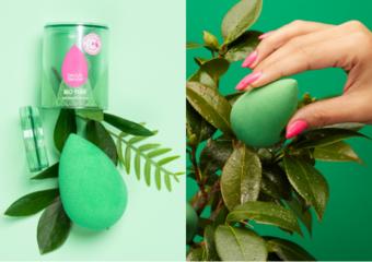 beautyblender - 再次超越自我 獨創植物系美妝蛋! 環保可再生綠能科技 60%天然甘蔗成分製成