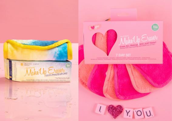 Makeup Eraser - 經典再創新!啟動環保洗卸時尚美學!慈善限定 繽紛炫染 甜蜜告白 精彩你的夏日卸妝時刻