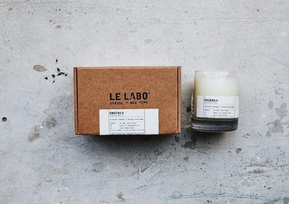 LE LABO - 全新香氛創作「乳香9 香氛蠟燭」,為生活空間奉上寧靜平和、靜思新生的力量
