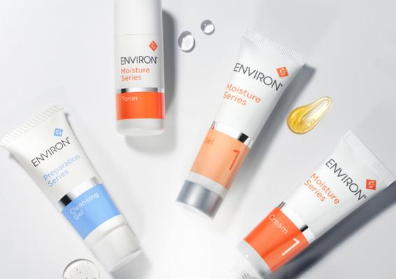 Environ 艾維容 - 世界級專業護膚品牌-ENVIRON艾維容2021強勢進軍台灣 引進美麗科學 探索維他命A的青春肌密!