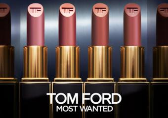 TOM FORD - 解構經典的新潮流 TOM FORD專為亞洲女性精心研發 全球首款 木質調唇膏 充滿優雅、迷人的知性魅力 一抹唇瓣激發出 難以抗拒的絕世美唇