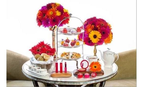 頂級彩妝也能結合下午茶!全新視覺的享受,香緹卡顛覆你對彩妝的想像!