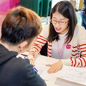 「Be A Giver」台灣大學生涯規劃與履歷健診支援活動