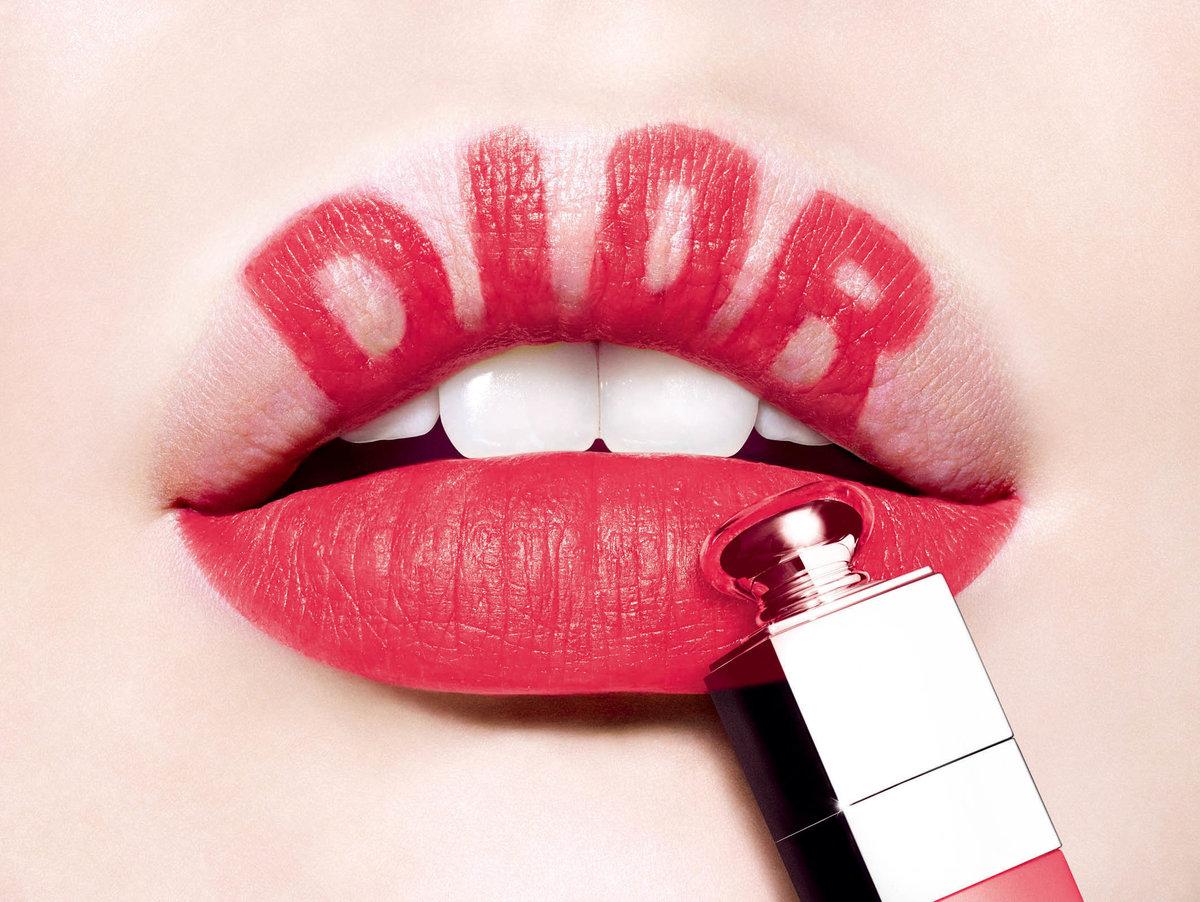 Dior 全新「迪奧癮誘超模染唇露」鎖色唇露 時尚印記