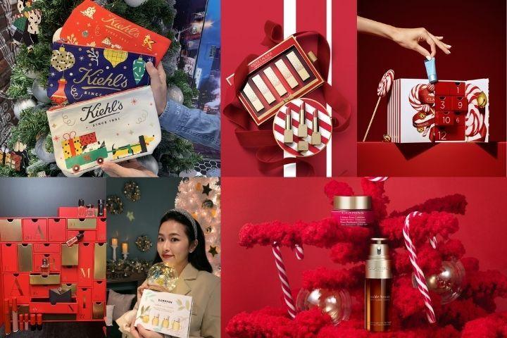 年末犒賞自己、交換禮物都可以!精選【聖誕限量】美妝特輯