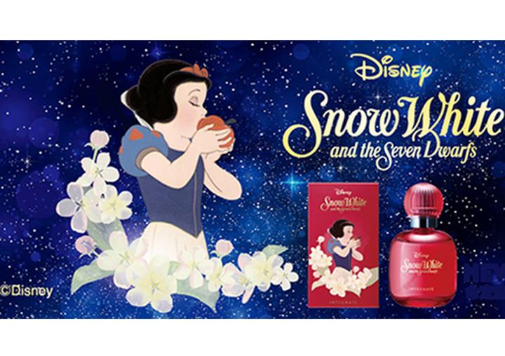 INTEGRATE - 帶來邂逅的命定紅蘋果 Disney白雪公主聯名彩妝上市♥