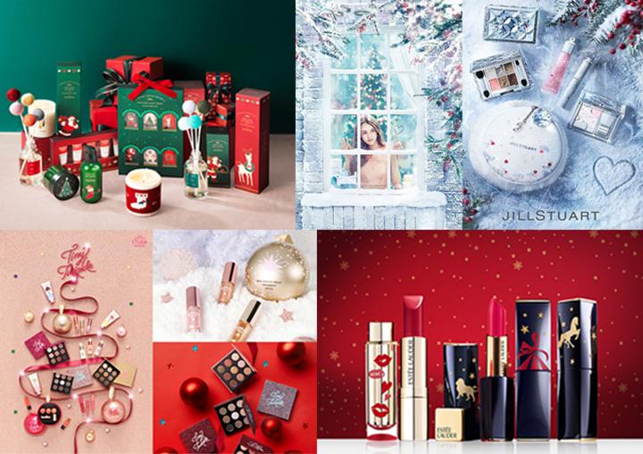 年末燒一波~品牌聖誕限定總整理❤