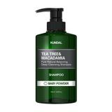 茶樹&澳洲堅果控油洗髮露 Tea Tree & Macadamia Deep Cleansing Shampoo