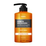 蜂蜜&澳洲堅果保濕沐浴露 Honey&Macadamia Pure Body Wash