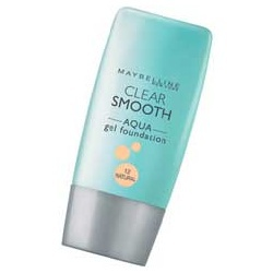 清透嫩粉底凝露 Clear Smooth Aqua Gel Foundation