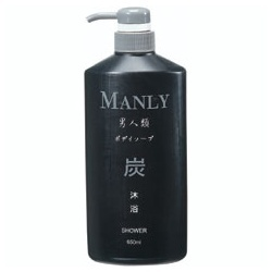 炭沐浴/洗髮乳