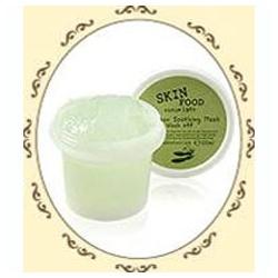 SKINFOOD 保養面膜-黃瓜精華保濕面膜(洗淨式)