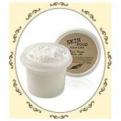 SKINFOOD 保養面膜-純米活膚精華面膜(洗淨式)