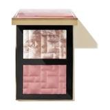 金緻美肌粉-粉紅鑽光雙色盤