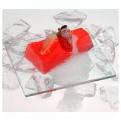 草苺凍 沐浴果凍
