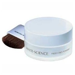 新柔皙維他命C美白粉 WHITE-SCIENCE FRESH FACE POWDER C